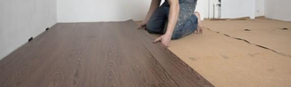 Le revêtement de sol en liège