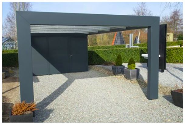 carport metalique