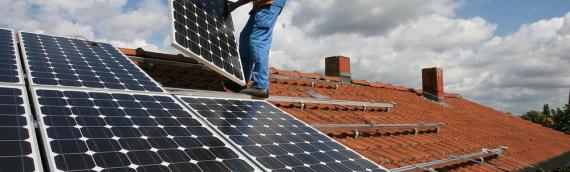 Sol, toit… Quelle partie de la maison pour l'installation de panneaux solaires ?