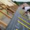 Isoler une toiture sans sous toiture: possibilités et prix