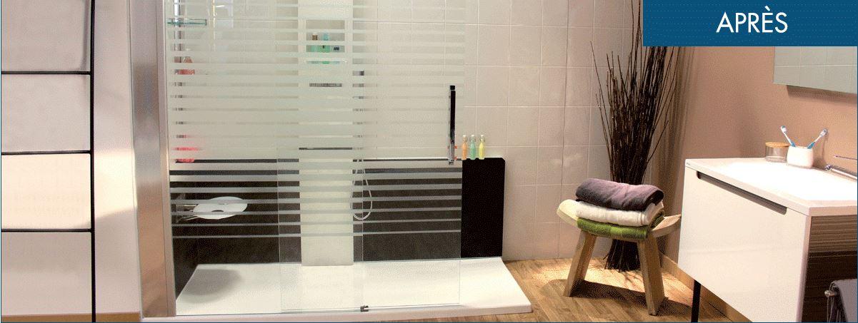 prix pour remplacer une baignoire par une douche l 39 italienne. Black Bedroom Furniture Sets. Home Design Ideas